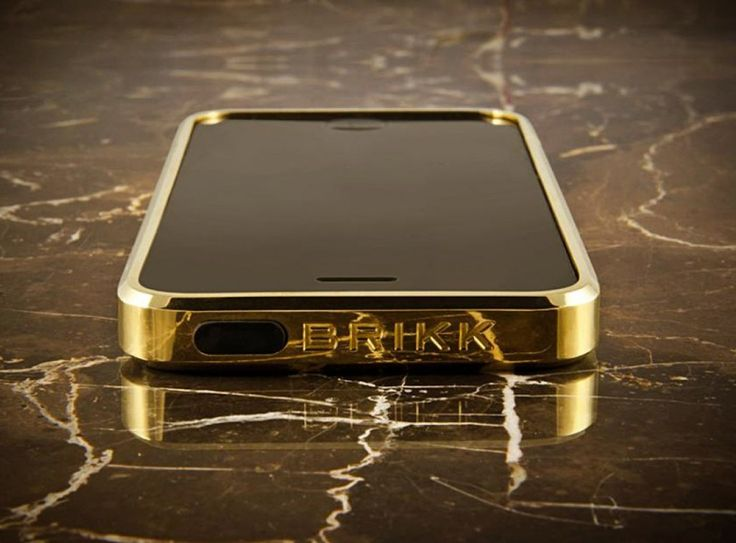 Titanium Case from Brikk