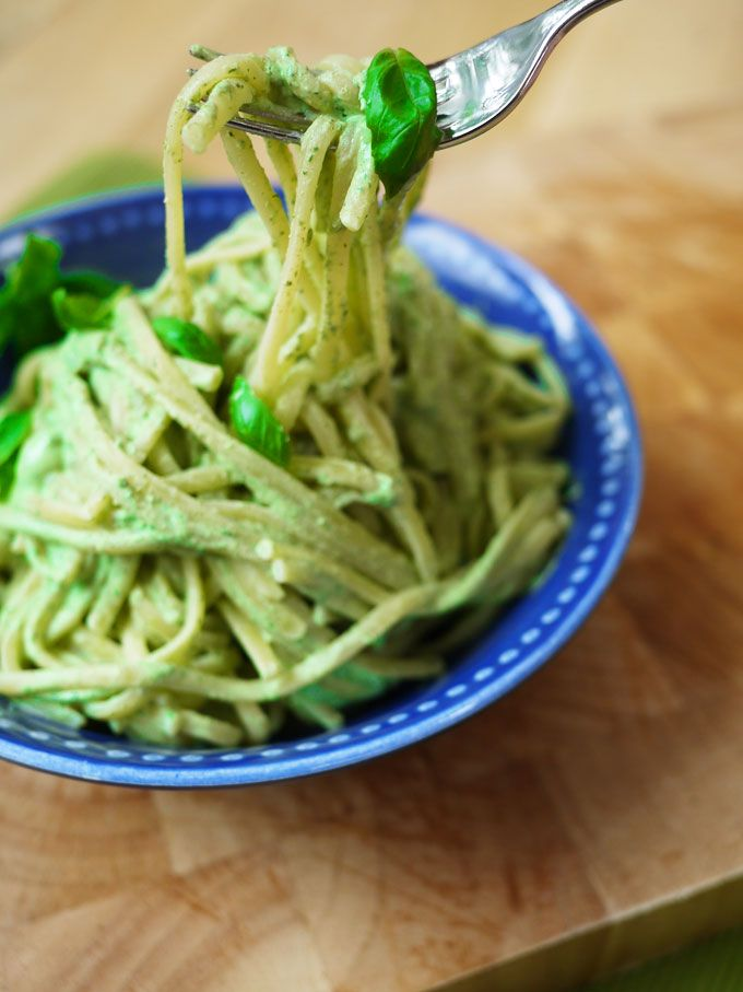 Slimming World Pesto Recipe | http://www.tamingtwins.com/2015/09/11/slimming-world-pesto-recipe/