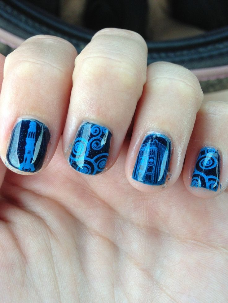 Best 25 doctor who nails ideas on pinterest the tardis the best 25 doctor who nails ideas on pinterest the tardis the silence doctor who and pretty nails prinsesfo Gallery