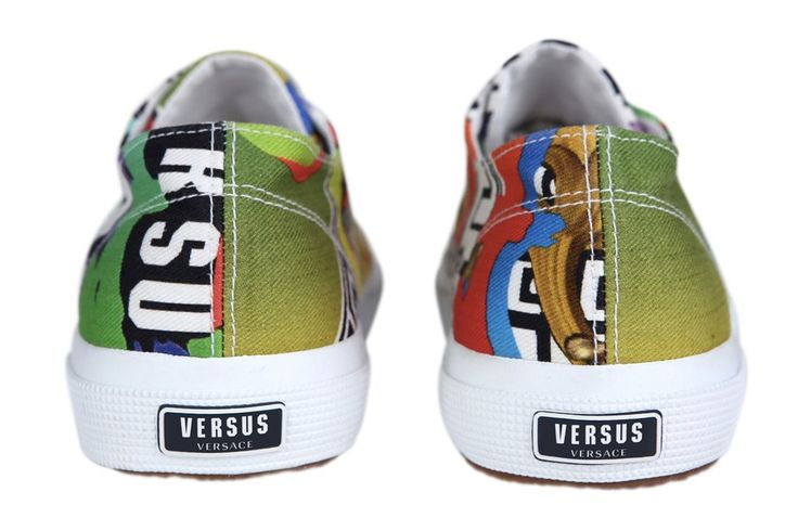 We're excited about the Versace x Superga collaboration