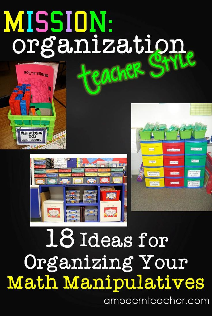 Modern Math Classroom ~ Best organization images on pinterest teacher