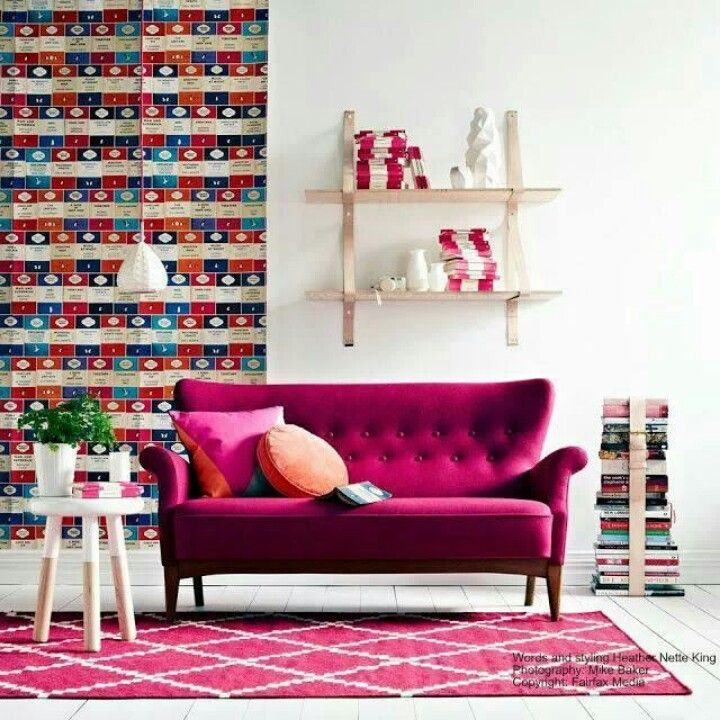 Magenta Home Decoration: 1000+ Images About Fuschia Or Magenta? On Pinterest