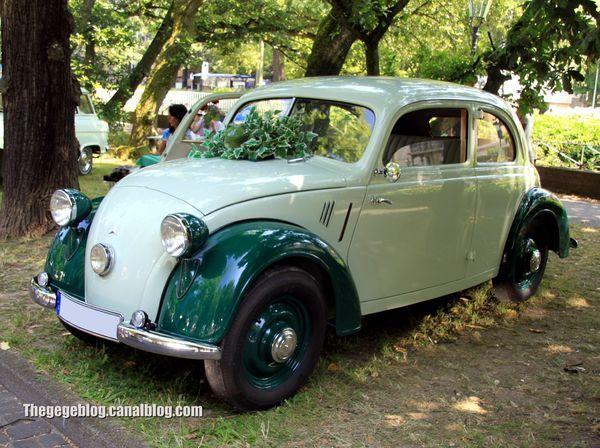 Mercedes 170 H (W28) de 1936 (37ème Internationales Oldtimer Meeting de Baden-Baden) 01