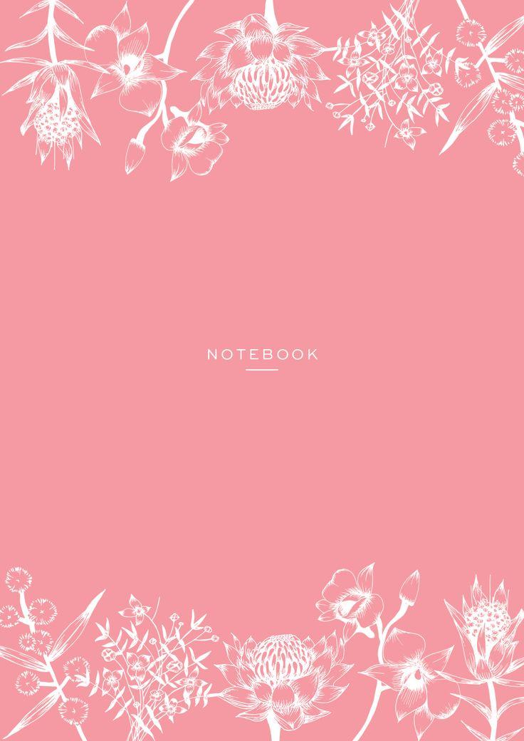 Notebook / Poster Design