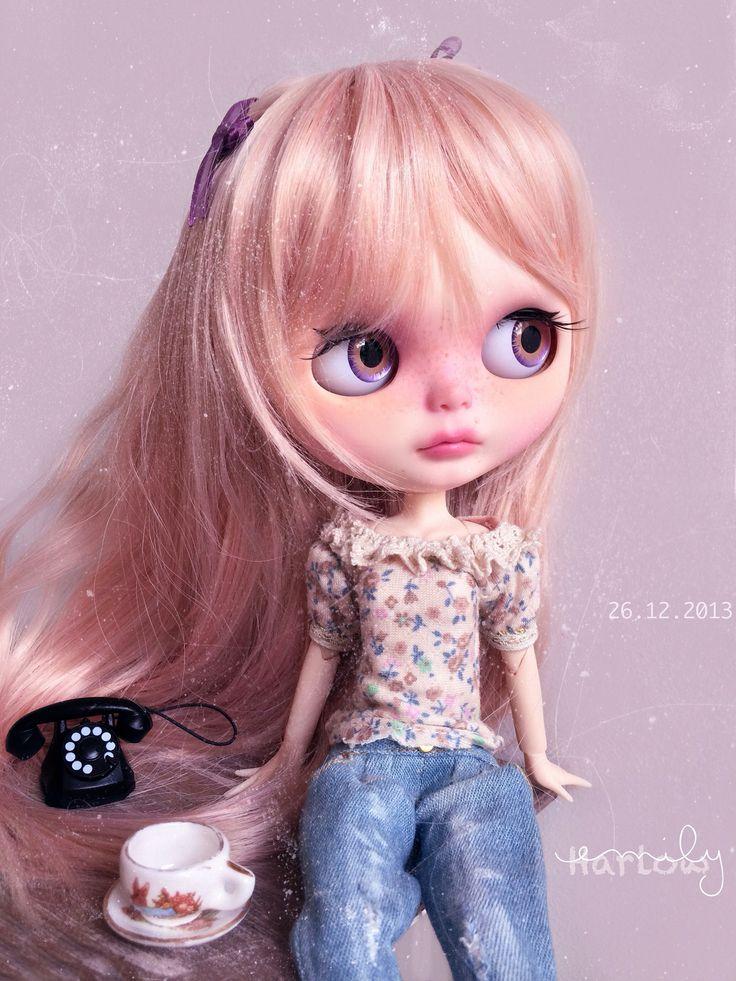 1000+ images about Pink Blythe Dolls on Pinterest   Blythe ...