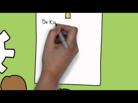 Läsförståelsestrategin - Att göra textkopplingar - YouTube
