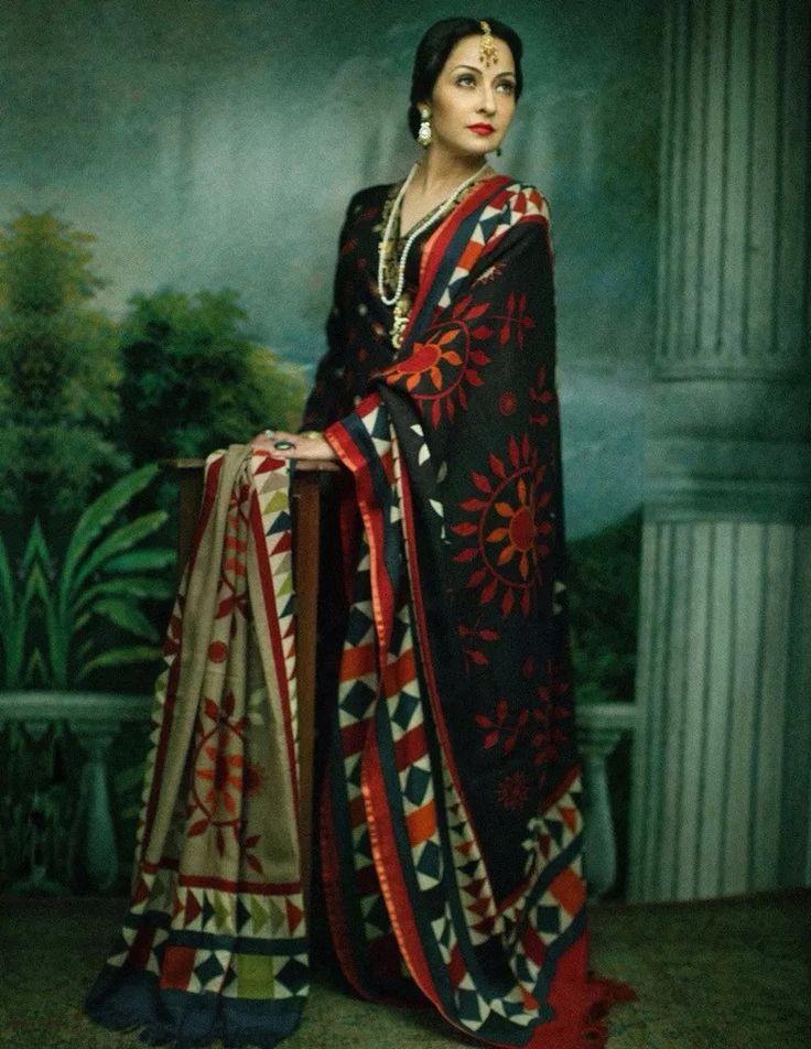 The ever gorgeous Zeba Bakhtiar