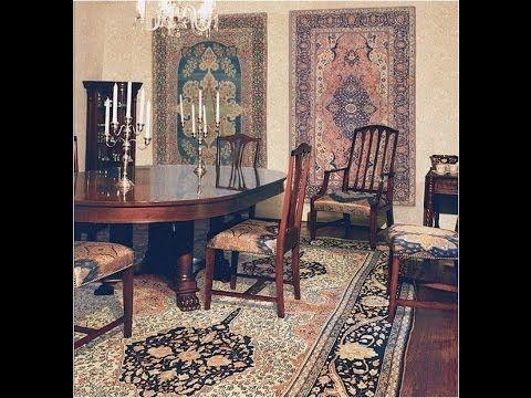 Восточные ковры, сказочная роскошь в интерьере