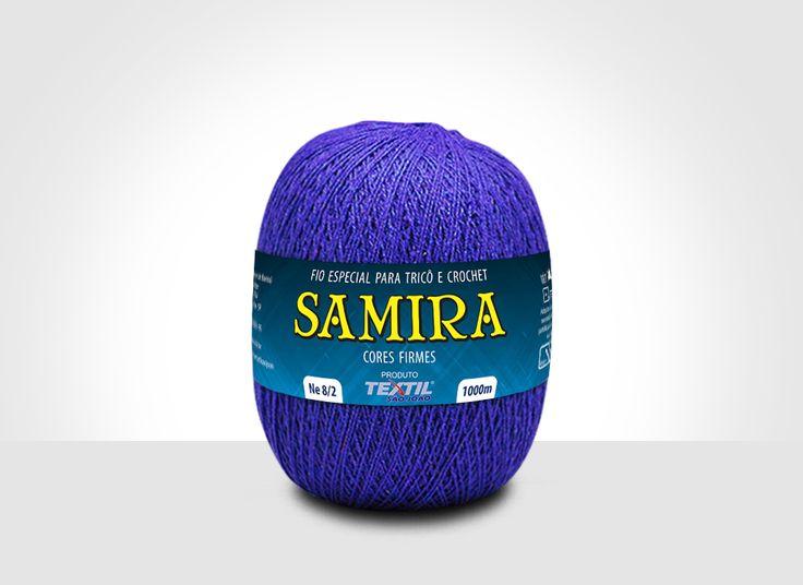 Samira cor 28 Roxo
