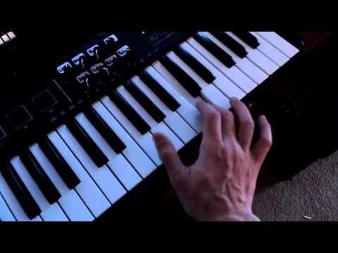 Korg Volca Bass/Keys Midi Only Settings
