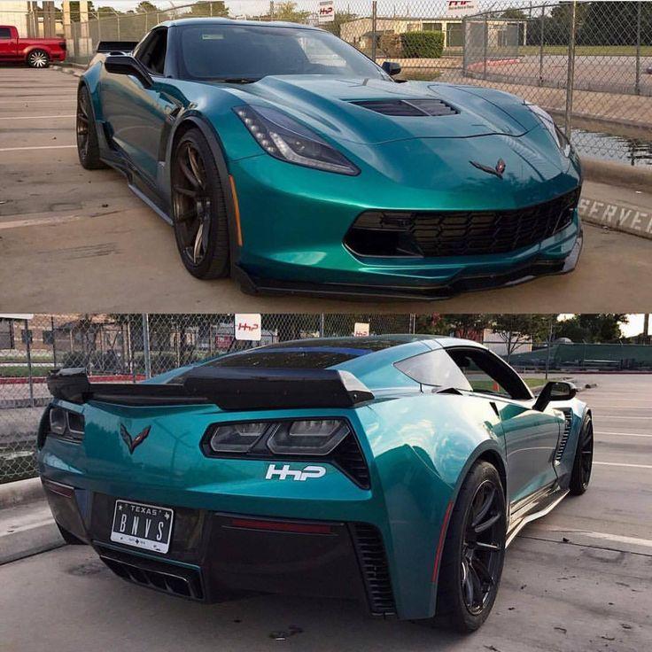 15 Corvette Z06
