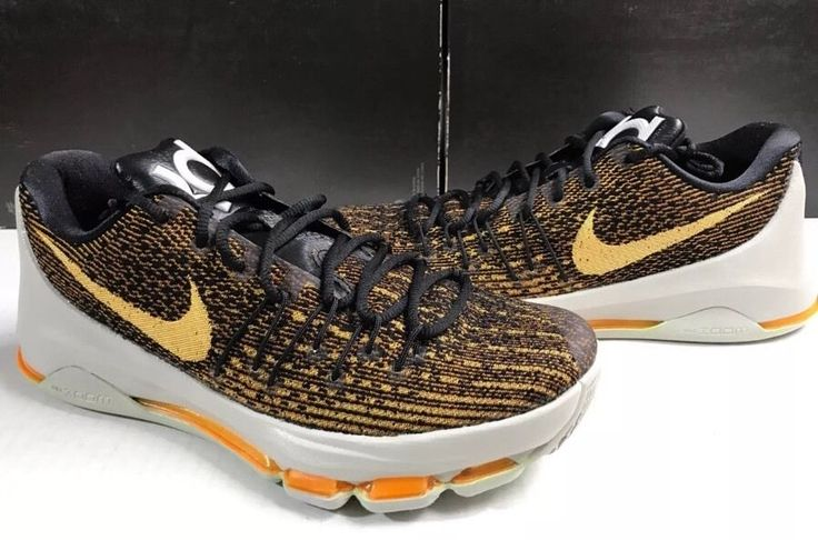 Nike KD VIII 8 Sabretooth Tiger shoes size 9.5  749375 880 New #NIKE #AthleticSneakers