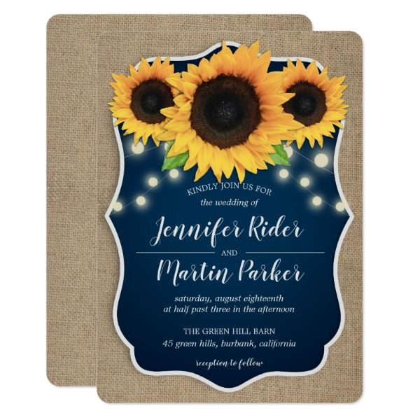 256084333474367915 Rustic Country Navy Blue Wedding Invitations - Rustic barn wedding invitations - rustic navy blue wedding invitations - rustic sunflower wedding invitations #weddinginvitations #sunflowerwedding #barnwedding #rusticweddinginvitations #rusticwedding #summerwedding #navybluewedding