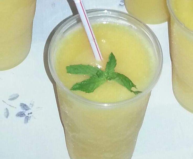 Mojito de naranja