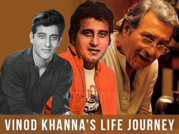 Vinod Khanna's journey: From humble beginnings, stardom, to living life on his terms