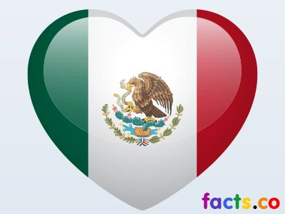Mexico Flag colors - Mexican Flag meaning & history   MEXICAN ...