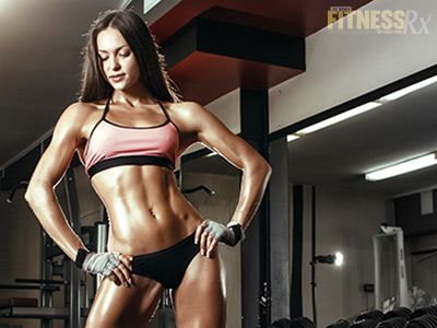 Top 3 Muscle-Building Supplements For Women | FitnessRX for Women