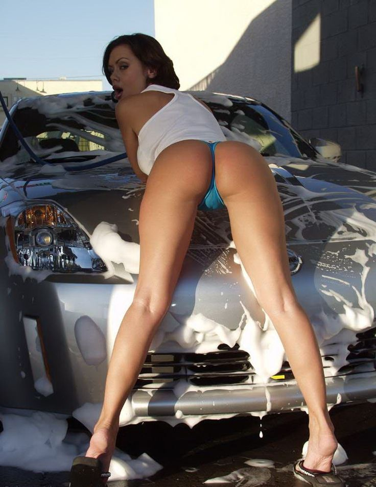 Sexy naked tuning girls