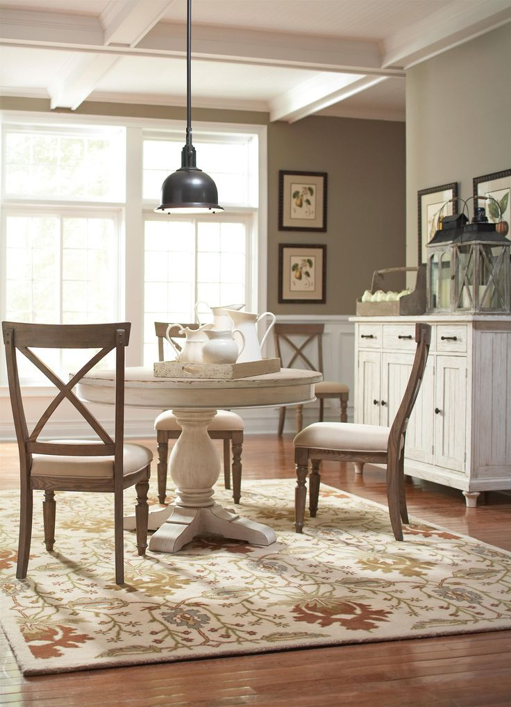 Shop For The Riverside Furniture Aberdeen Dining Room Group At Belfort