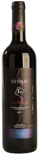 Syrah Kikones