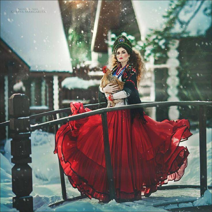 The Look: Russia - Margarita Kareva