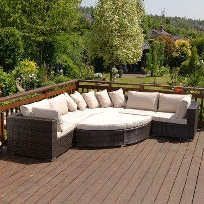 17 best images about garden furniture 2015 on pinterest for Sofa ideal cordoba