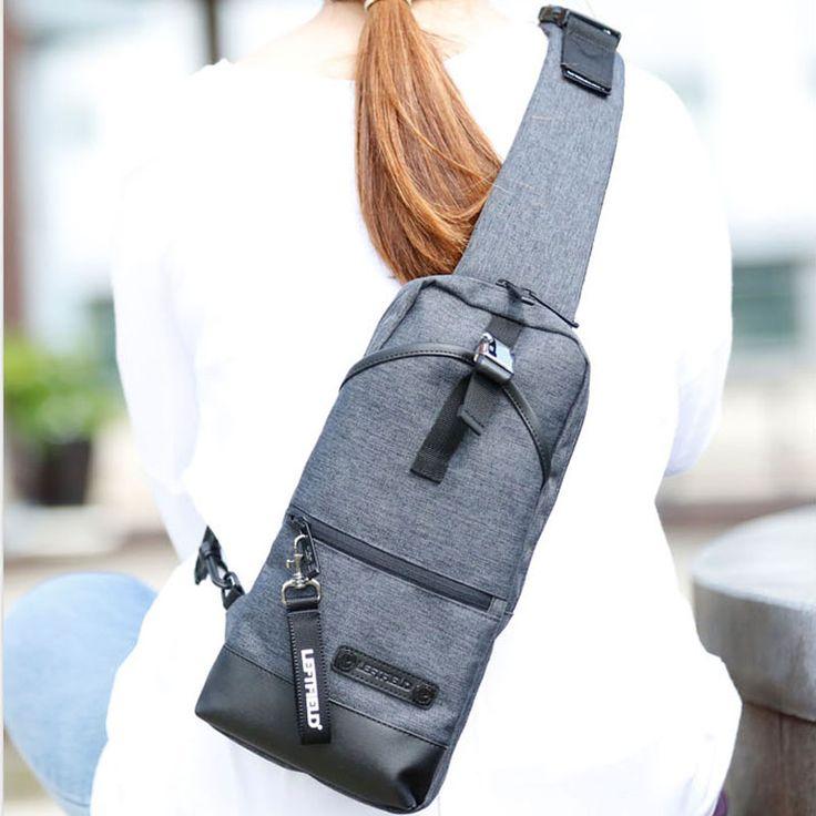 Sling Bags for Men Shoulder Sling Bag LEFTFIELD 314 (2)