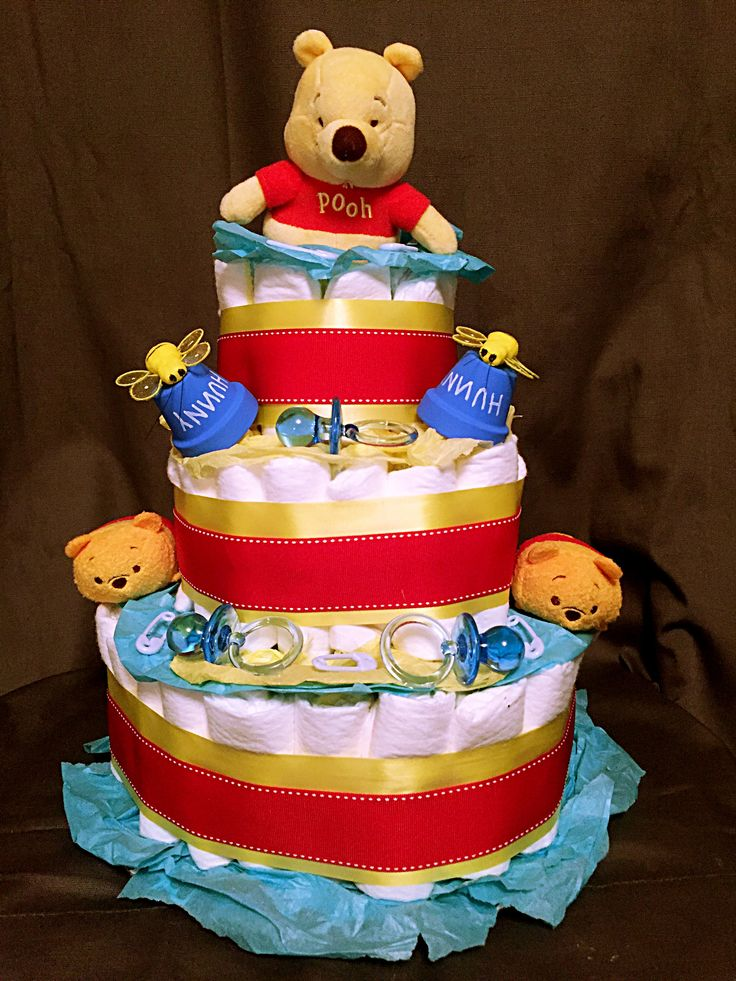 1000 Ideas About Diaper Cakes On Pinterest Baby Shower