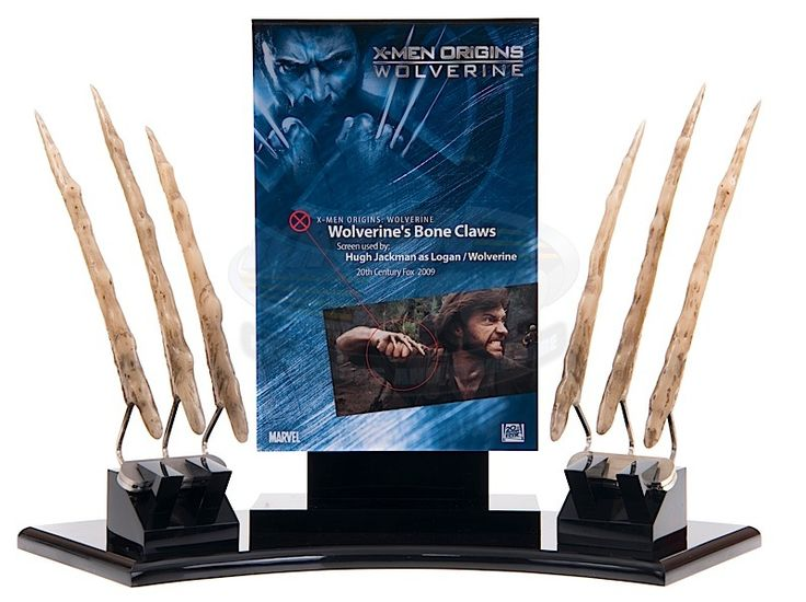 X-Men Origins: Wolverine / Wolverine's Bone Claws (Hugh Jackman)