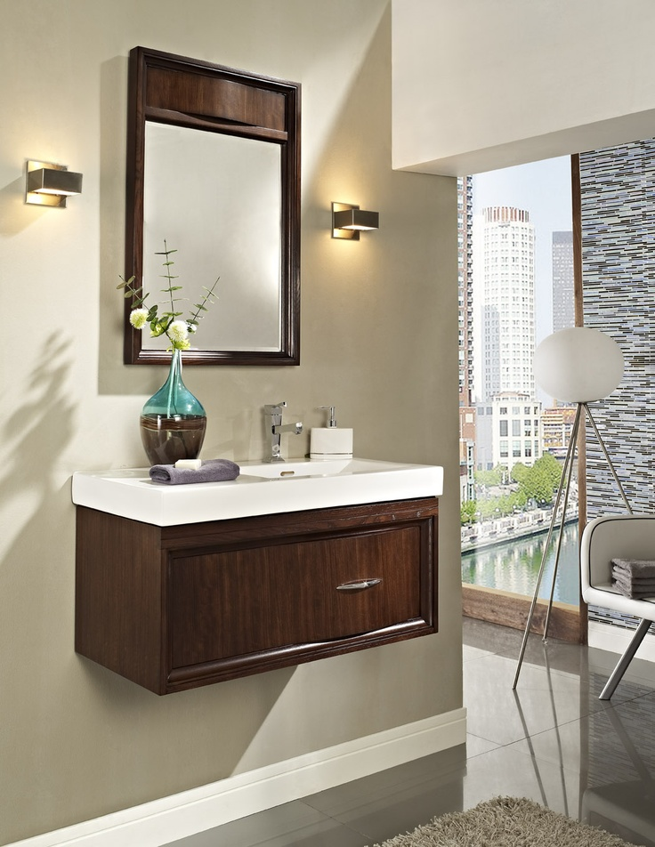 17 best images about bath on pinterest wall mount for Seascape bathroom ideas