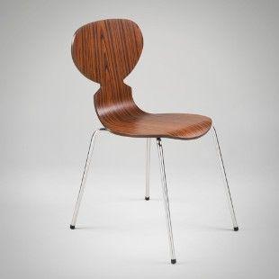 Cadeira Formiga - Arne Jacobsen - Pau Ferro
