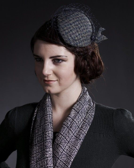 hair style how to make 17 best images about vintage hat on 4949