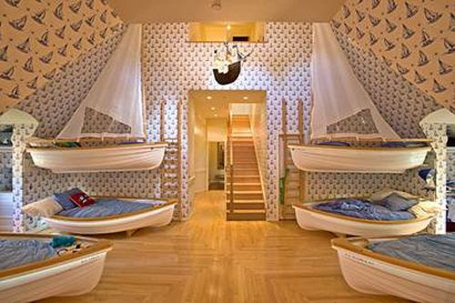 Boat beds...'