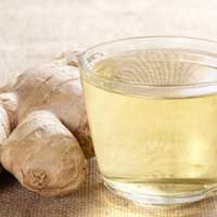 Ginger and other herbs that are great for your tummy!