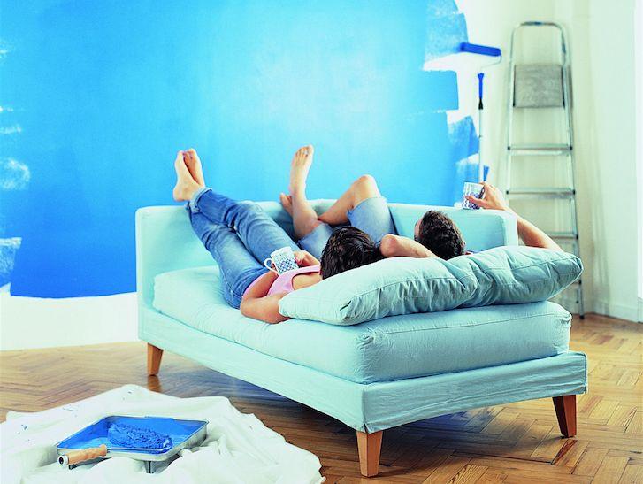Oltre 1000 idee su pareti camera da letto blu su pinterest ...