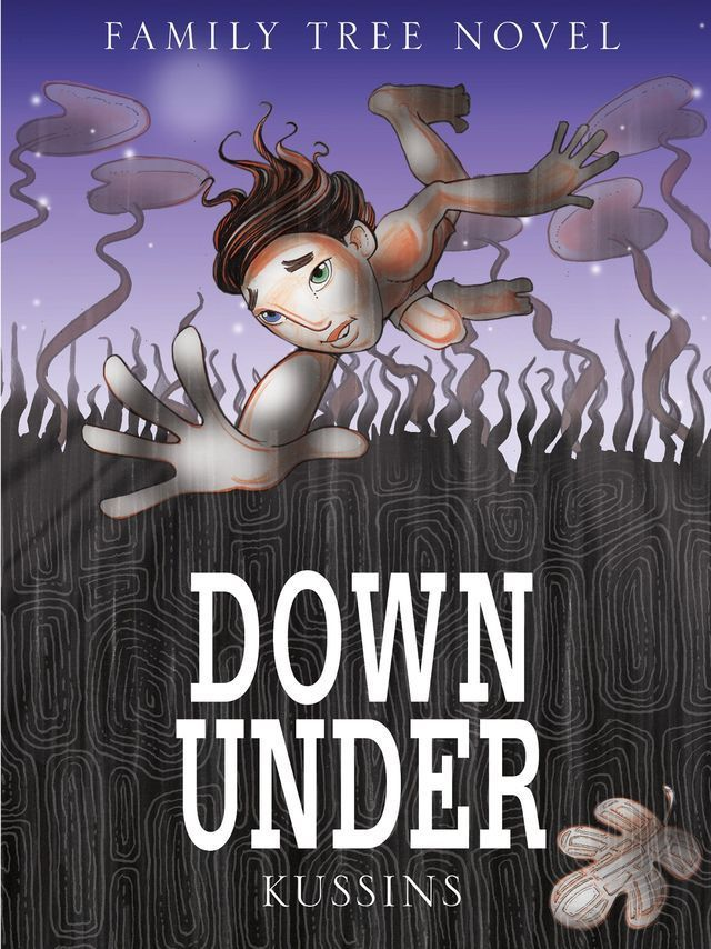 Quirky 'Down Under: Kussins' delights young readers