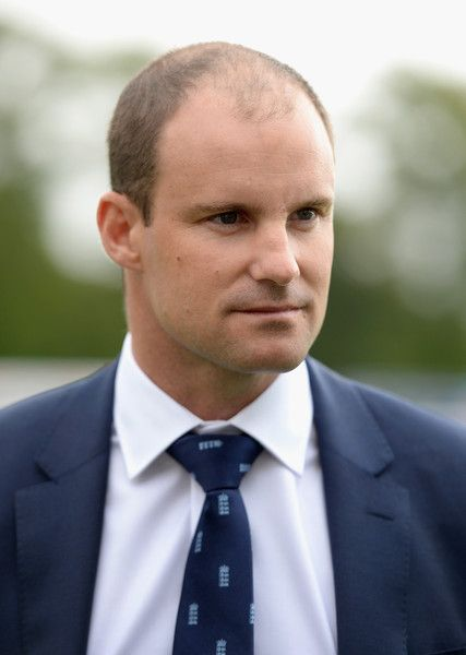 Andrew Strauss Photos Photos - Director of England cricket Andrew Strauss speaks to Sky Sports News ahead of day one of the 1st Investec Ashes Test match between England and Australia at SWALEC Stadium on July 8, 2015 in Cardiff, United Kingdom. - England v Australia: 1st Investec Ashes Test - Day One