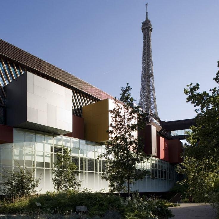 Musée du quai Branly, photo Nicolas Borel -
