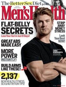 Thor Star Chris Hemsworth finds Eating to Gain Weight Exhausting
