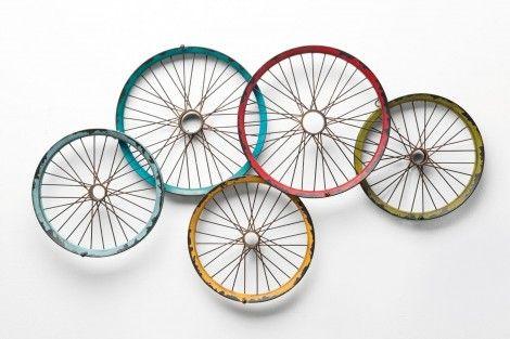 Coat Rack Wagon Wheels