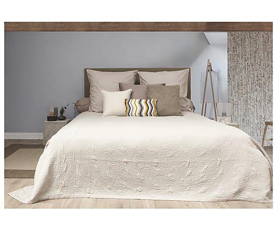 Bedspread Premium, beige, 270 x 260 cm