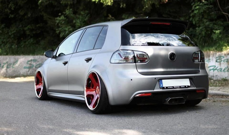 Volkswagen Golf tuning This is a extremely nice VW Golf