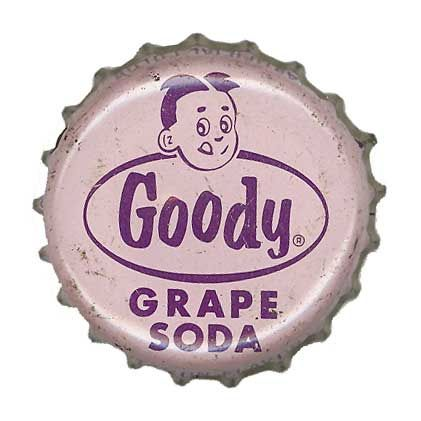 Grape Soda- I craved this all through my first pregnancy.