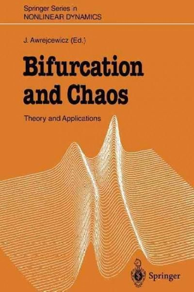 A collection of especially written articles describing the theory and application of nonlinear dynamics to a wide variety of problems encountered in physics and engineering. Each chapter is self-conta