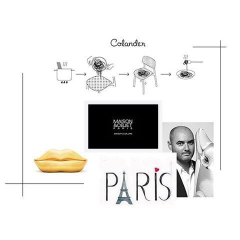 MakeYourHome: Viaggio nel mondo del design: in fiera a Parigi