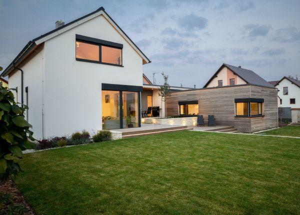 Dům Se Zeleným Srdcem: Rozhovor S Architektkou #dům #dřevostavba #wood # House