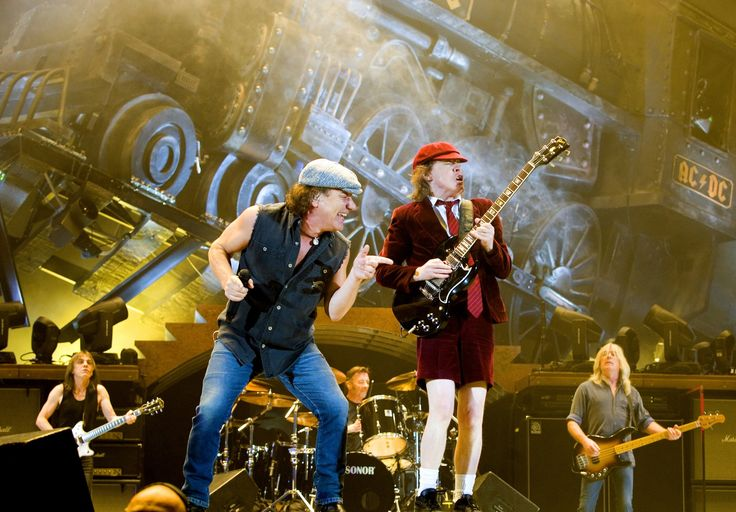AC/DC Tour Dates Hint That They Might Headline Glastonbury Next Year: AC/DC have just announced their tour dates for next year, and there's a Glastonbury-shaped hole in them.