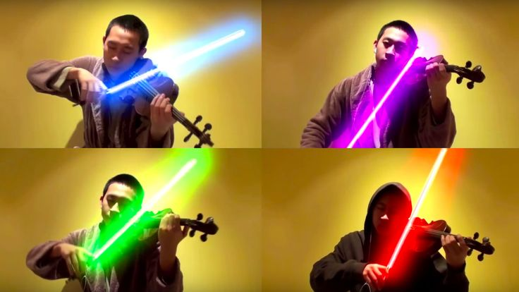 Lightsabers and Violins Mix in This Cool Performance of STAR WARS Music — GeekTyrant