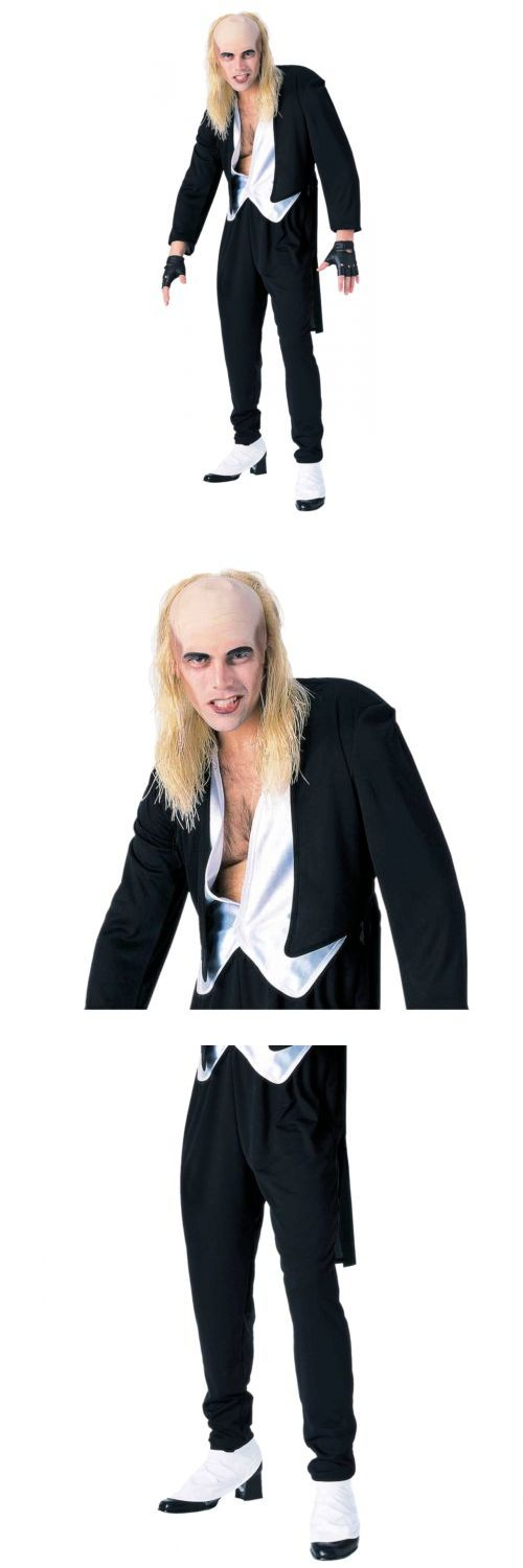 Halloween Costumes Men: Riff Raff Costume Adult Mens The Rocky Horror Picture Show Halloween Fancy Dress -> BUY IT NOW ONLY: $35.59 on eBay!