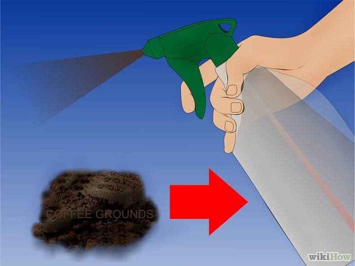How to keep mosquitos away, one of the methods includes using used coffee grounds.